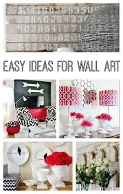 get the look easy ideas for wall art thistlewood farm