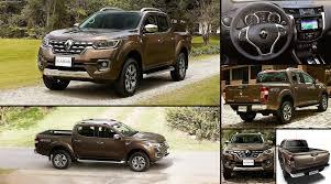renault alaskan renault alaskan новый французский пикап truck service info