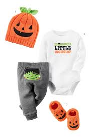 carters halloween the perfect for all of baby u0027s fall firsts