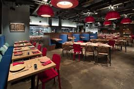 restaurant decor lshades and lushness come to restaurant decor