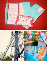 carnival weddings vintage carnival weddings pfeiffer event planning