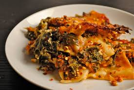 Meat Lasagna Recipe With Cottage Cheese by Kale Lasagna Fifthfloorkitchen U0027s Blog