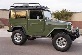 for sale 1977 toyota fj40 land cruiser grab a wrench toyota