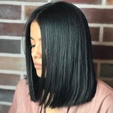 Blunt Cut Bob Hairstyle Best 25 Blunt Haircut Ideas On Pinterest Blunt Bob 2016 Medium