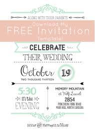 free online wedding invitations free printable online wedding invitations templates vastuuonminun