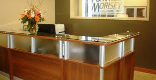 Unique Reception Desk Curved Reception Desk Ideas Interesting Reception Desk Ideas