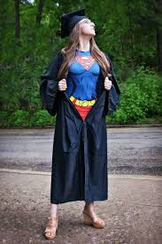 college graduation gowns irti picture 4518 tags supergirl superman graduation