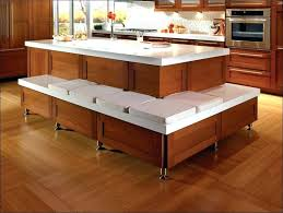 Rolling Kitchen Island With Seating Excellent Rolling Kitchen Island With Seating Medium Size Of