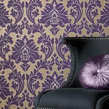 majestic purple wallpaper graham u0026 brown