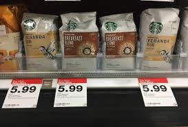 did target have coffee pods for 8 on black friday today only starbucks coffee bags just 1 86 at target the