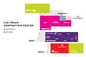 las vegas convention center floor plan february 2016 floor maps las vegas convention center ubm fashion