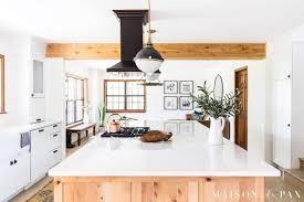 white kitchen cabinets wood trim how to paint wood trim maison de pax