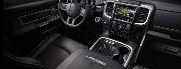 2017 ram 3500 heavy duty trucks interior u0026 technology features