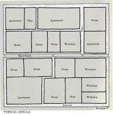 roman insula floor plan 82 best roman insulae images on pinterest roman architecture