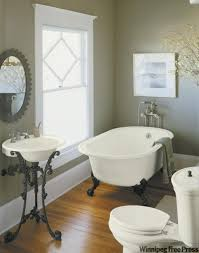 Clawfoot Tub Bathroom Design by Bathroom Design Minimalist Modern Jacuzzi Tub Bathroom In White