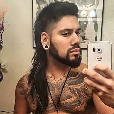 mullet style mens haircuts mullet haircuts party in the back business in the front