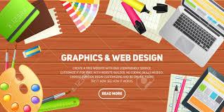 web design studium wohnung design illustration konzept für die bildung studium