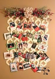 framed christmas card display christmas card display card