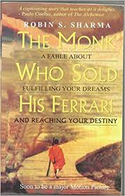 the monk who sold his ferrary buy sanyasi jisne apni sati bech di the monk who sold his