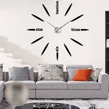 Best 25 Large Wall Clocks Enchanting Decorative Wall Clocks For Living Room And Best 25