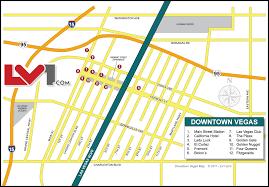 Hotel Map Of Las Vegas by Downtown Vegas Fremont St Nevada Las Vegas Pinterest Nevada