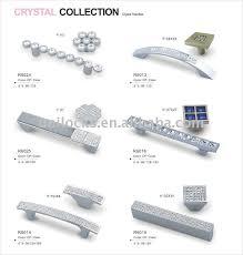 Diamond Crystal Cabinet Knobs Crystal Handles Photo Detailed
