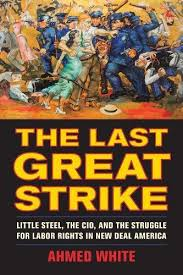 the last great strike little steel the cio and the struggle for