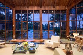 brazilian house with panoramic glass walls u2013 adorable home
