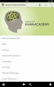 amazon com viewer for khan academy kindle tablet edition
