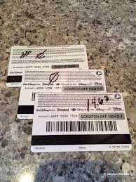 vacation gift cards using disney gift cards on your walt disney world vacation