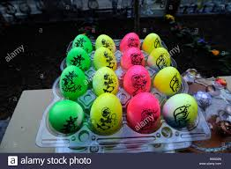 decorative eggs for sale decorated eggs on sale a popular gift during the iranian new year