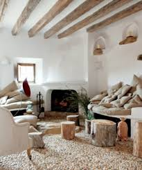 Wohnzimmer Elegant Modern Uncategorized Modern Rustikale Wohnzimmer Mit Kamin Teetoz