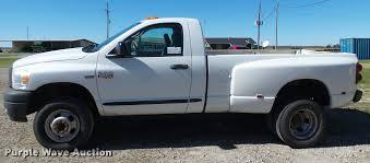 Dodge 3500 Pickup Truck - 2008 dodge ram 3500 pickup truck item j2632 sold march