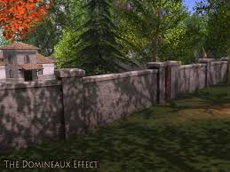 second life marketplace low impact garden wall kit