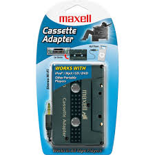 maxell cassette maxell cassette to cd adapter cd 330 190038 b h photo
