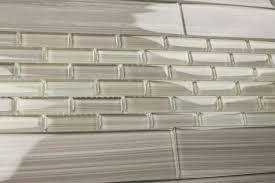 Subway Tile Designs For Bathrooms Gainsboro 2x12 Gray Subway Glass Tile Kitchen Bathroom Design