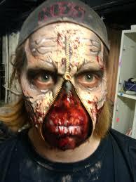 zombie lovin u0027 zipper face zombie