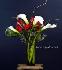 Calla Lily Vase Life Valentine Day Flowers Vickies Flowers Brighton Co Florist
