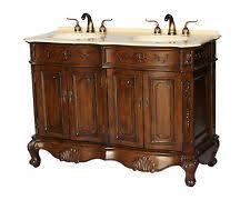 50 inch double sink vanity antique double vanity ebay