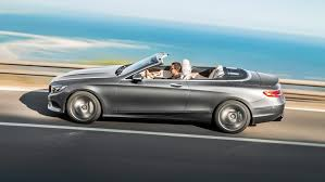 first drive the new mercedes benz s500 cabriolet first drives