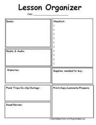 udl lesson plan template