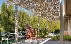 Screened In Pergola by How To Customize Your Outdoor Areas With Privacy Screens