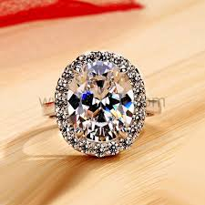 5 carat engagement ring expensive 5 carat diamond engraved wedding ring for women