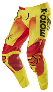 fox motocross gear 2014 fox racing 360 40 year le pants revzilla