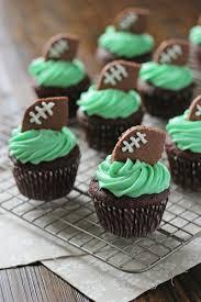 football cupcakes football cupcakes recipe football cupcakes seahawks and cake