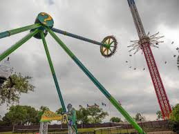 New Texas Giant Six Flags Over Texas Newsplusnotes New Rides In Gotham City Expansion Now Open At Six