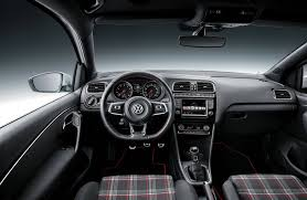 volkswagen dashboard 2015 volkswagen polo gti first drive u0026 review