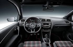 volkswagen dashboard 2015 volkswagen polo gti first drive u0026 review