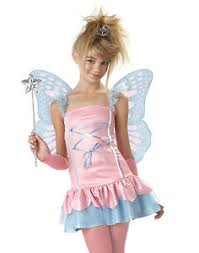 Halloween Costume Tween Girls Magical Fairy Princess Tween Girls Halloween Costume Ebay