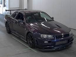 torque gt auction report r34 gtr special